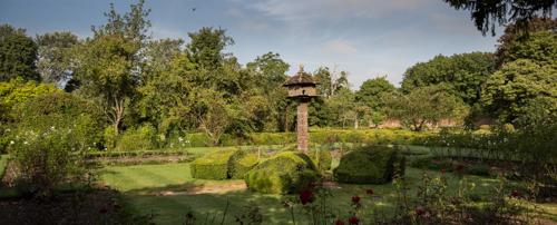 Grange Park Opera - Gardens